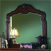 Homelegance Madaleine Cherry Mirror