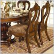 ADD TO YOUR SET: Homelegance Prenzo Side Chair in Warm Brown Finish (Set of 2)