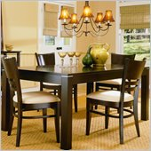 Homelegance Levita Cherry Dining Table