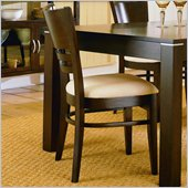 Homelegance Levita Cherry Side Chair (Set of 2)