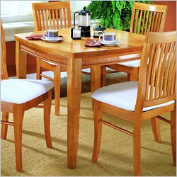 Homelegance Ellie Oak Dining Table