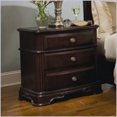 Homelegance Grandover Dark Cherry Nightstand