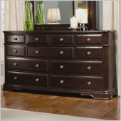 Homelegance Grandover Dark Cherry Dresser