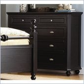 Homelegance Hanna Black Dresser