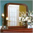 ADD TO YOUR SET: Homelegance Dijon Cherry Mirror