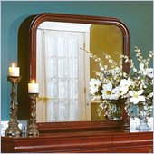 Homelegance Dijon Cherry Mirror