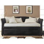 Homelegance Meyer Twin Size Daybed in Dark Brown