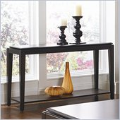 Homelegance Daytona Sofa Table in Dark Espresso