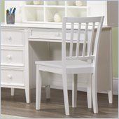 Homelegance Whimsy Chair in White