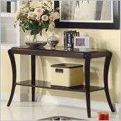 Homelegance Q.Pfifer Sofa Table in Espresso