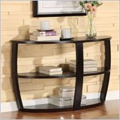 Homelegance Patterson Sofa Table in Espresso