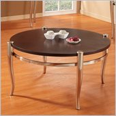 Homelegance Coffey Cocktail Table in Espresso