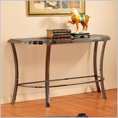 Homelegance Willow Sofa Table in Grey