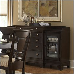 Homelegance Inglewood Server in Espresso