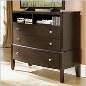 Homelegance Sedona TV Chest in Warm Espresso