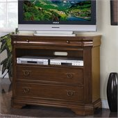 Homelegance Greenfield TV Chest in Cherry