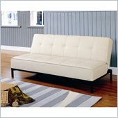 Homelegance Serene Elegant Lounger in Cream
