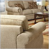 Homelegance Copeland Chair in Chenille