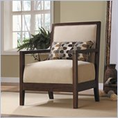 Homelegance Dalton Chair in Beige