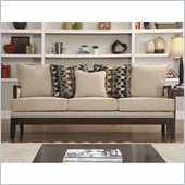 Homelegance Dalton Sofa in Beige