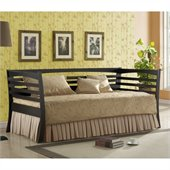 Homelegance Emma Day Bed in Deep Espresso