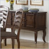 Homelegance Arlington Server in Walnut