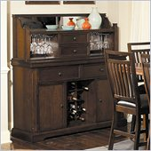 Homelegance Everett Server in Cherry