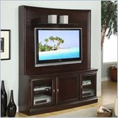 Homelegance Koppaz Entertainment Center in Espresso Finish