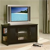 Homelegance Pepperville 48 Rta TV Stand in Espresso Finish