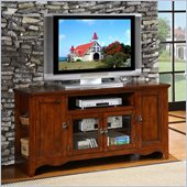 Homelegance Carla RTA TV Stand in Cherry Finish