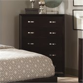 Homelegance Astrid Chest in Espresso Finish
