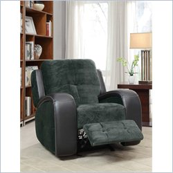 Homelegance Flatbush Glider Reclining Chair