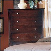 Homelegance Borgeois 5 Drawer Chest in Cherry Finish