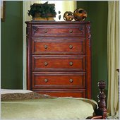 Homelegance Madaleine Chest in Antique Cherry Finish