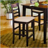 Homelegance Townhouse 24 Inch Counter Chair (Set of 2)