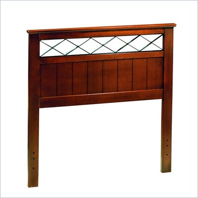 Homelegance Youth Twin Headboard in Cherry Finish