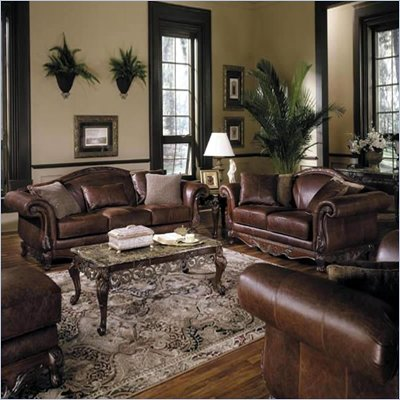 Livingroom  on Available   Homelegance Barcelona Leather Living Room Set   8299 Pkg