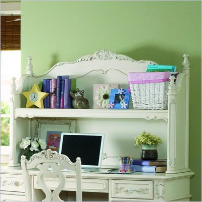 Homelegance Cinderella Writing Desk Hutch