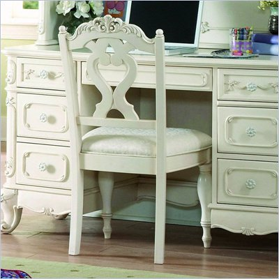 Homelegance Cinderella Writing Desk Chair