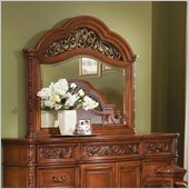 Wynwood Terrassa Cherry Framed Mirror
