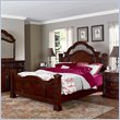 ADD TO YOUR SET: Wynwood Terrassa Chestnut Mansion Poster Bed