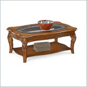 Wynwood Cordoba Cocktail Table in Burnished Pine