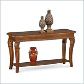 Wynwood Cordoba Sofa/Console Table in Burnished Pine
