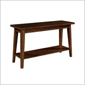 Wynwood SBH Sofa/Console Table in Tobacco