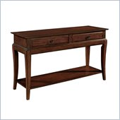 Wynwood Westhaven Sofa/Console Table in Dried Fig 