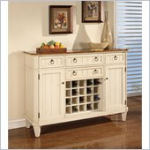 Wynwood Garden Walk Sideboard in Latte