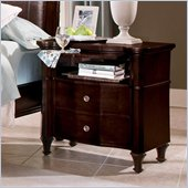 Wynwood Sutton Place Nightstand in Espresso Finish