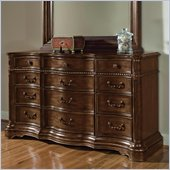 Wynwood Heritage Manor Dresser in Meritage Cherry Finish