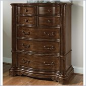 Wynwood Heritage Manor Drawer Chest in Meritage Cherry Finish
