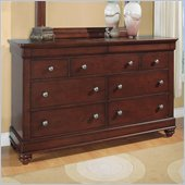 Wynwood Olmstead Dresser in Nutmeg Finish
